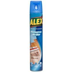 ALEX renueva brillo...