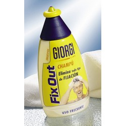 GIORGI champu fix out 250 ml