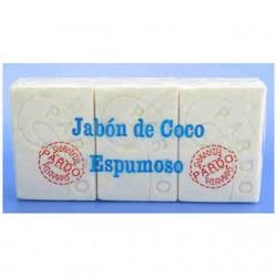 JABON DE COCO PARDO  3x250...