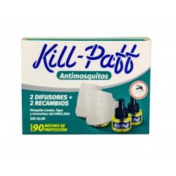 KILL PAFF insecticida...