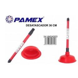 Desatascador pamex goma 36 cm