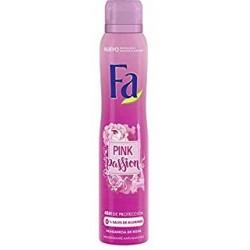 FA desodorante spray pink...