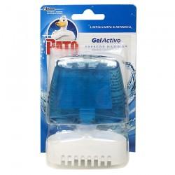 PATO WC gel activo azul...