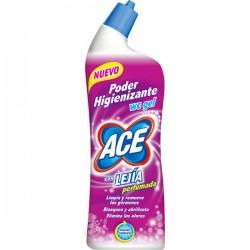 ACE limpiador wc con lejia...