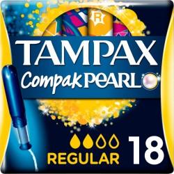TAMPAX Compak Pearl...