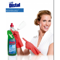 DISTAL lavavajillas manual...
