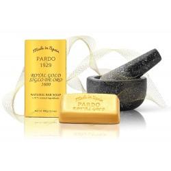 PARDO Jabón Royal Gold- 100 gr